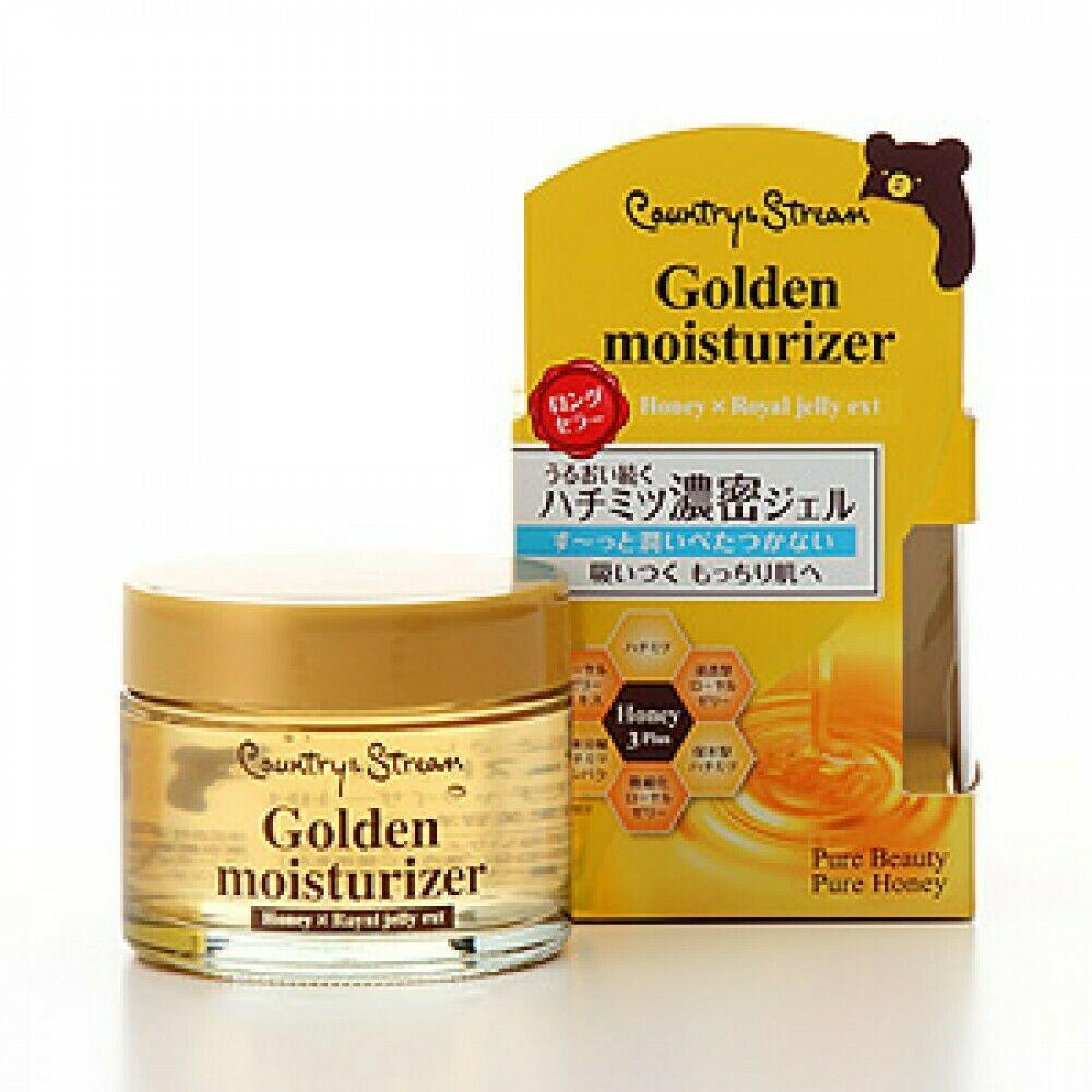 Country & Stream Golden Moisturizer HM 天然蜂蜜精华保湿凝胶80g