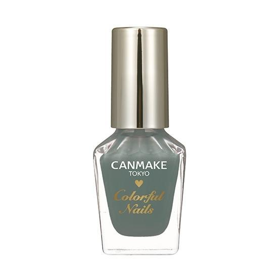 Canmake Colorful Nails N12 Almond Green 砍妹指甲油 12
