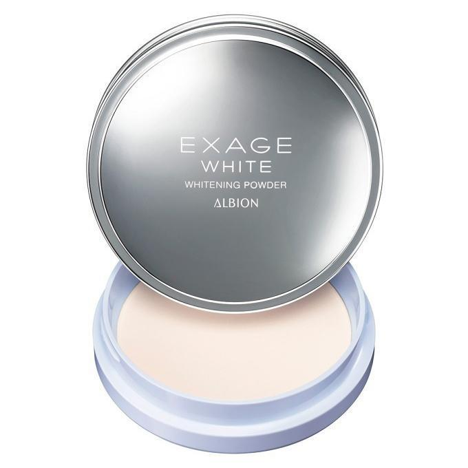 Albion Exage White Conditioning Powder New 奥尔滨美白晚安粉