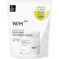 MATSUMOTOKIYOSHI WM AAA TREATMENT CREAM 50G松本清WM滋润面霜