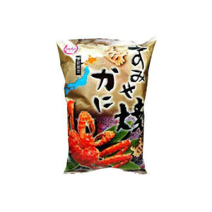 BBQ King Crab Flavor Biscuit 炭烤螃蟹(帝王蟹口味)