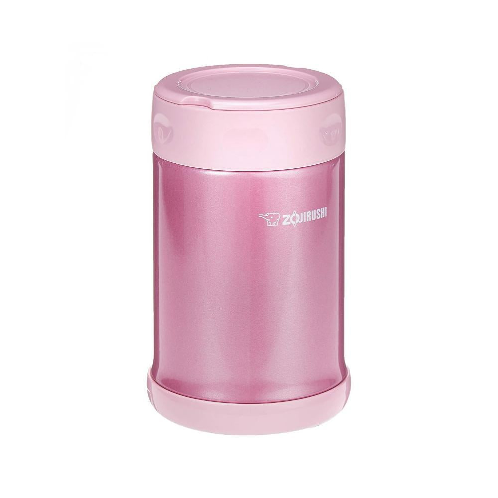 Zojirushi SW-EAE50PS Stainless Steel Food Jar Shiny Pink 0.5L 象印真空焖烧杯 (粉色)