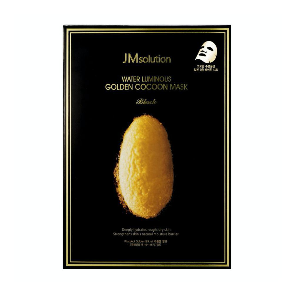 JMsolution Water Luminous Golden Cocoon Mask 黄金蚕丝水光面膜