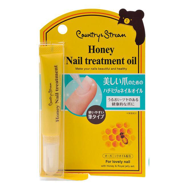 Country & Stream Nail Treatment Oil 蜂蜜护甲油