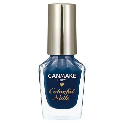 Canmake Colorful Nails N27 Classic Navy 砍妹指甲油 27