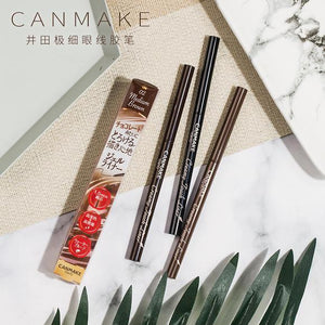 Canmake Creamy Touch Liner 03 Dark Brown 眼线胶笔深棕色