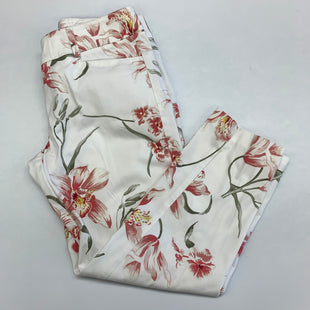 Primary Photo - BRAND: NEW YORK AND CO STYLE: CAPRIS COLOR: FLORAL SIZE: 0 SKU: 211-21164-74231