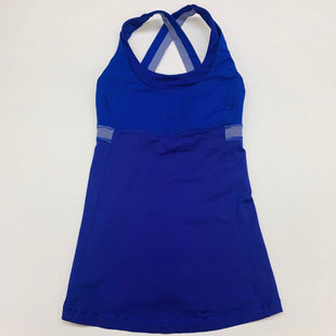 Primary Photo - BRAND: LULULEMON STYLE: ATHLETIC TANK TOP COLOR: PURPLE SIZE: 2 SKU: 211-21164-68430
