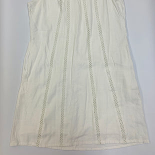 Primary Photo - BRAND: NEW YORK AND CO STYLE: DRESS SHORT SLEEVELESS COLOR: WHITE SIZE: S SKU: 211-21164-70797