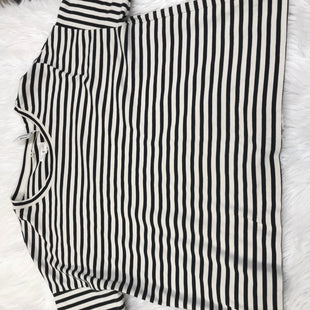 Primary Photo - BRAND: LOU AND GREY STYLE: TOP SHORT SLEEVE COLOR: STRIPED SIZE: L SKU: 211-211154-2302
