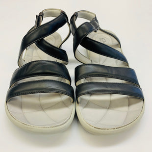 Primary Photo - BRAND: CLARKS STYLE: SANDALS FLAT COLOR: BLACK SIZE: 8.5 SKU: 211-211154-832