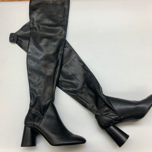 Primary Photo - BRAND:    CLOTHES MENTOR STYLE: BOOTS KNEE COLOR: BLACK SIZE: 8 OTHER INFO: ZARA TRAFALUC - SKU: 211-211142-1123