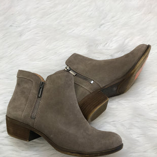 Primary Photo - BRAND: LUCKY BRAND STYLE: BOOTS ANKLE COLOR: TAN SIZE: 6.5 SKU: 211-211102-602