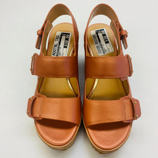 Primary Photo - BRAND: DONALD PLINER STYLE: SANDALS LOW COLOR: CORAL SIZE: 7 SKU: 211-211148-605