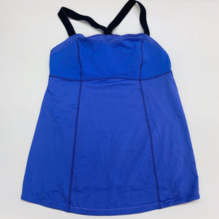 Primary Photo - BRAND: LULULEMON STYLE: ATHLETIC TANK TOP COLOR: PURPLE SIZE: 10 SKU: 211-211151-712