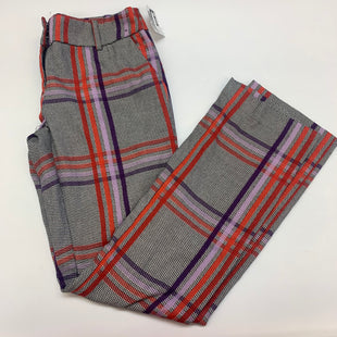 Primary Photo - BRAND: NEW YORK AND CO STYLE: PANTS COLOR: PLAID SIZE: 4 SKU: 211-211151-1790
