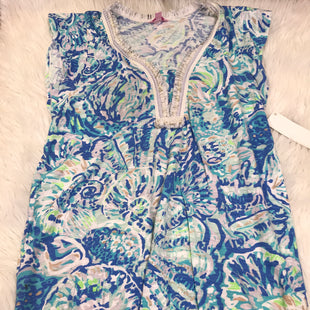 Primary Photo - BRAND: LILLY PULITZER STYLE: DRESS SHORT SLEEVELESS COLOR: BLUE SIZE: M SKU: 211-211156-44