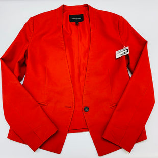 Primary Photo - BRAND: BANANA REPUBLIC STYLE: BLAZER JACKET COLOR: RED SIZE: 10 SKU: 211-21164-67931