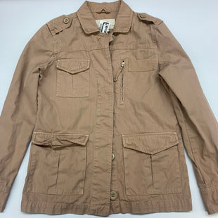 Primary Photo - BRAND: J CREW STYLE: JACKET OUTDOOR COLOR: NUDE SIZE: XS SKU: 211-211148-968