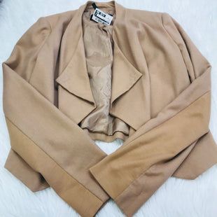 Primary Photo - BRAND: BCBG STYLE: BLAZER JACKET COLOR: TAN SIZE: XS SKU: 211-211151-1536