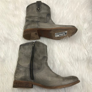 Primary Photo - BRAND: FRYE STYLE: BOOTS ANKLE COLOR: GREY SIZE: 8 SKU: 211-211154-2040