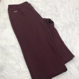 Primary Photo - BRAND: ZAC AND RACHEL STYLE: LEGGINGS COLOR: MAROON SIZE: S SKU: 211-21164-72092