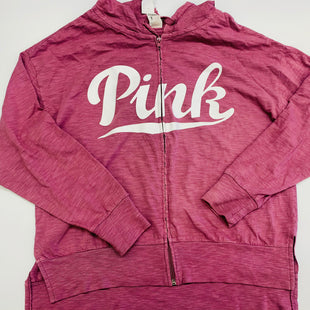 Primary Photo - BRAND: PINK STYLE: ATHLETIC JACKET COLOR: PINK PURPLE SIZE: S SKU: 211-211154-1165