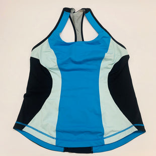 Primary Photo - BRAND: LULULEMON STYLE: ATHLETIC TANK TOP COLOR: BLUE/BLACK SIZE: 10 SKU: 211-211151-717
