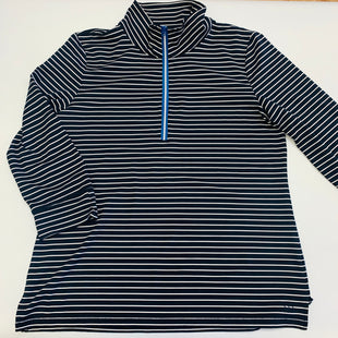 Primary Photo - BRAND: TALBOTS STYLE: ATHLETIC JACKET COLOR: STRIPED SIZE: L SKU: 211-211139-8914