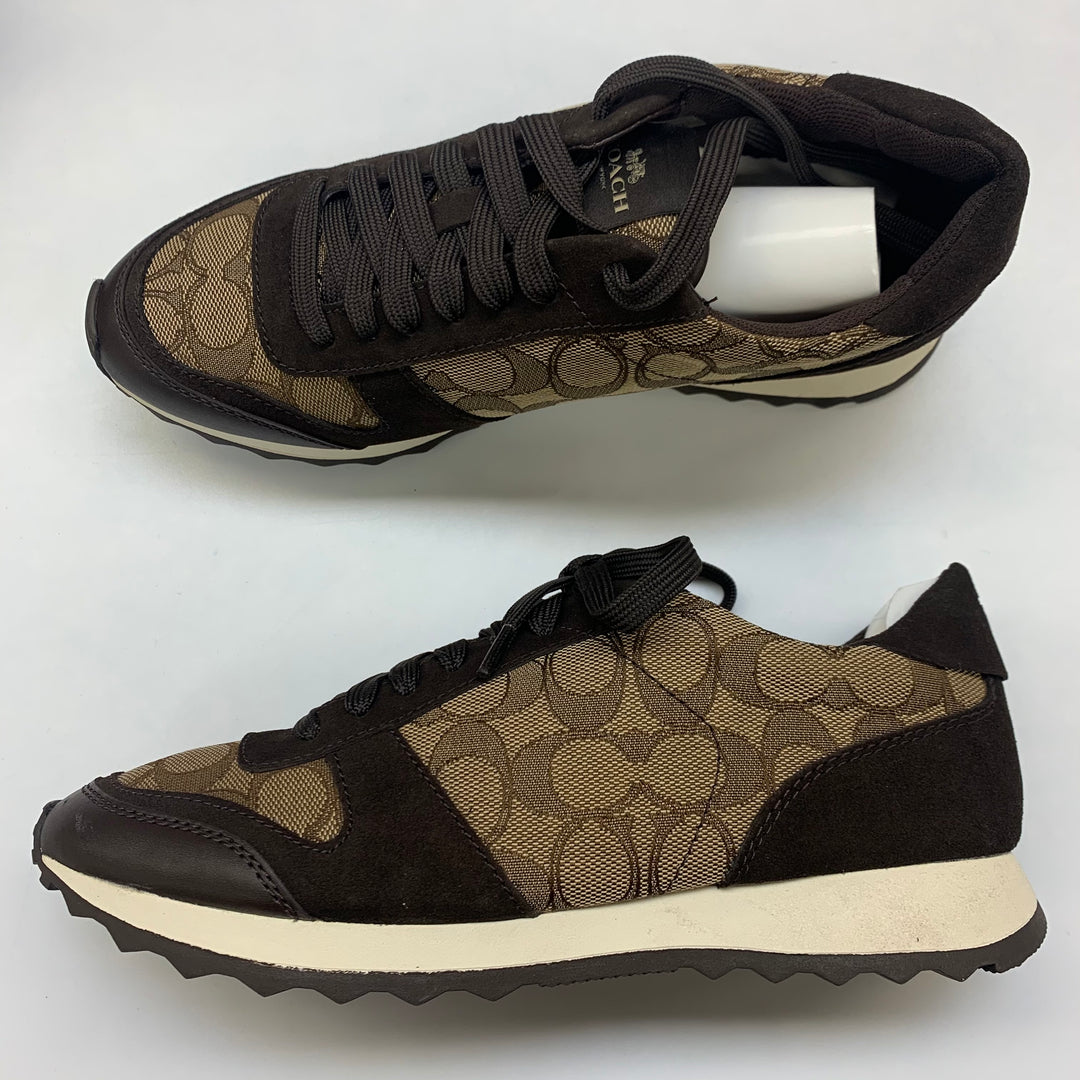 Primary Photo - BRAND: COACH <BR>STYLE: SHOES ATHLETIC <BR>COLOR: BROWN <BR>SIZE: 8 <BR>SKU: 211-21164-73658