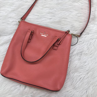Primary Photo - BRAND: KATE SPADE STYLE: HANDBAG COLOR: PINK SIZE: MEDIUM SKU: 211-211102-1992