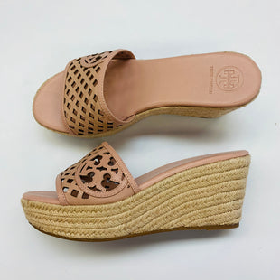 Primary Photo - BRAND: TORY BURCH STYLE: SANDALS LOW COLOR: PINK SIZE: 7.5 SKU: 211-211112-1752