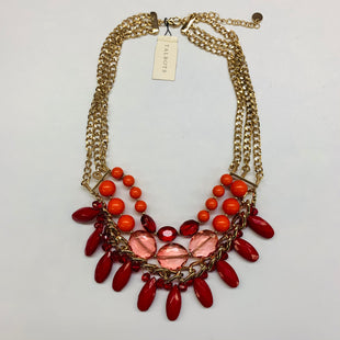 Primary Photo - BRAND: TALBOTS STYLE: NECKLACE COLOR: ORANGE SKU: 211-21164-72501