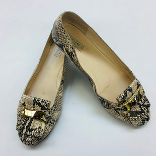 Primary Photo - BRAND: COLE-HAAN STYLE: SHOES FLATS COLOR: SNAKESKIN PRINT SIZE: 8 SKU: 211-21164-72606