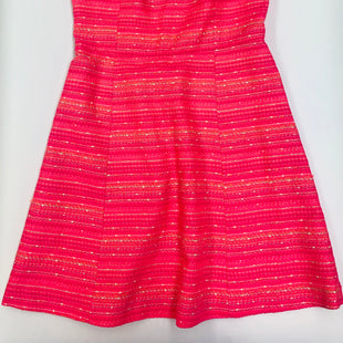 Primary Photo - BRAND: LILLY PULITZER STYLE: DRESS SHORT SLEEVELESS COLOR: PINK SIZE: 12 SKU: 211-211148-817