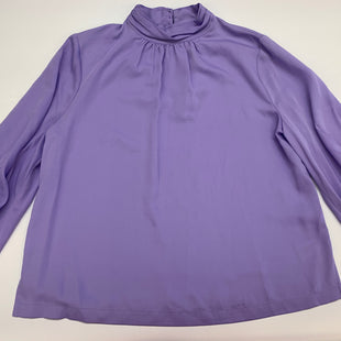 Primary Photo - BRAND:    CLOTHES MENTOR STYLE: TOP LONG SLEEVE COLOR: LAVENDER SIZE: M OTHER INFO: PROLOGUE - SKU: 211-21164-70981