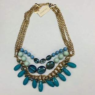 Primary Photo - BRAND: TALBOTS STYLE: NECKLACE COLOR: BLUE GREEN SKU: 211-21164-72502