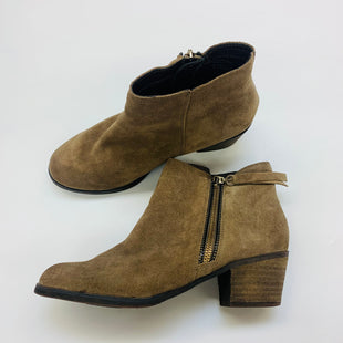 Primary Photo - BRAND: ALDO STYLE: BOOTS ANKLE COLOR: CAMEL SIZE: 7 SKU: 211-211151-1157