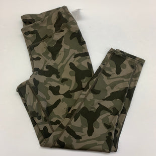 Primary Photo - BRAND: GAPFIT STYLE: ATHLETIC PANTS COLOR: CAMOFLAUGE SIZE: XL SKU: 211-211151-2821
