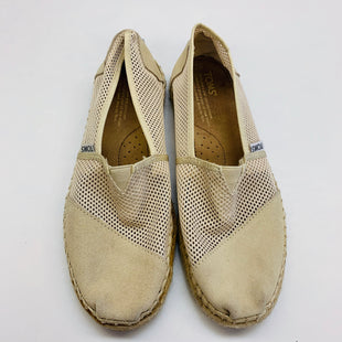 Primary Photo - BRAND: TOMS STYLE: SHOES FLATS COLOR: TAN SIZE: 7 SKU: 211-21164-70140