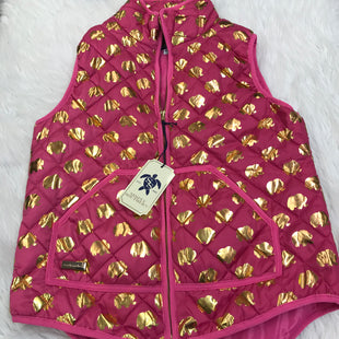 Primary Photo - BRAND: SIMPLY SOUTHERN STYLE: VEST COLOR: PINK SIZE: M SKU: 211-211154-402