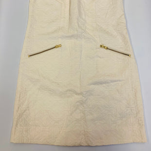 Primary Photo - BRAND: J CREW STYLE: DRESS SHORT SLEEVELESS COLOR: CREAM SIZE: XS SKU: 211-21164-73941