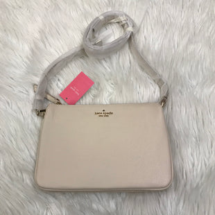 Primary Photo - BRAND: KATE SPADE STYLE: HANDBAG COLOR: CREAM SIZE: MEDIUM SKU: 211-211156-288