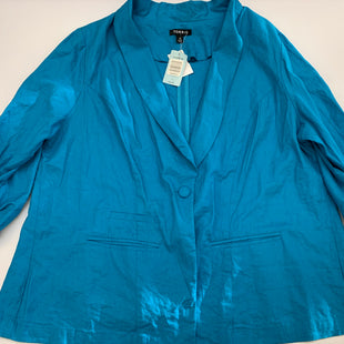 Primary Photo - BRAND: TORRID STYLE: BLAZER JACKET COLOR: BLUE SIZE: 2X SKU: 211-21164-71263