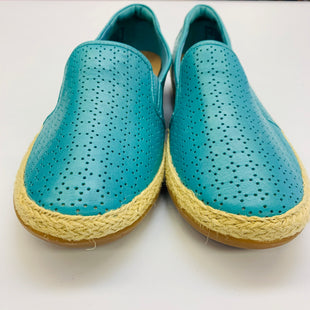 Primary Photo - BRAND:    CLARKSSTYLE: SHOES FLATS COLOR: TEAL SIZE: 8.5 OTHER INFO: COLLECTION BY CLARKS - SKU: 211-211154-831