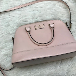 Primary Photo - BRAND: KATE SPADE STYLE: HANDBAG DESIGNER COLOR: PINK SIZE: MEDIUM SKU: 211-21164-72518