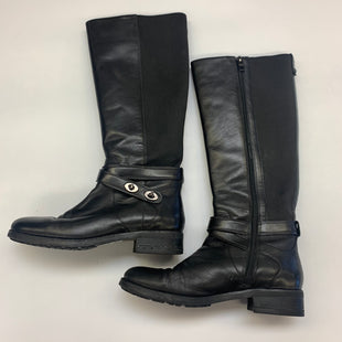 Primary Photo - BRAND: COACH STYLE: BOOTS KNEE COLOR: BLACK SIZE: 7.5 SKU: 211-211145-7308