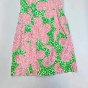 Primary Photo - BRAND: LILLY PULITZER STYLE: DRESS SHORT SLEEVELESS COLOR: PINKGREEN SIZE: 00 SKU: 211-21164-70863.