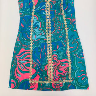 Primary Photo - BRAND: LILLY PULITZER STYLE: DRESS SHORT SLEEVELESS COLOR: MULTI SIZE: 8 SKU: 211-211102-1049