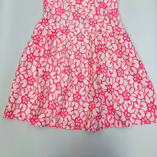 Primary Photo - BRAND: LILLY PULITZER STYLE: DRESS SHORT SLEEVELESS COLOR: WHITE PINK SIZE: 00SKU: 211-21164-70866